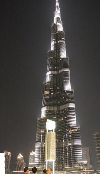 Башня Бурдж Халиф