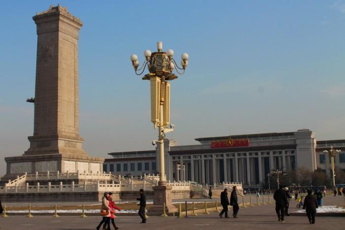 площадь Тяньаньмэн