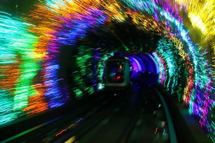 Тоннель в Шанхае
