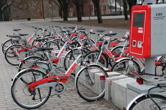 Берлин и велосипеды
