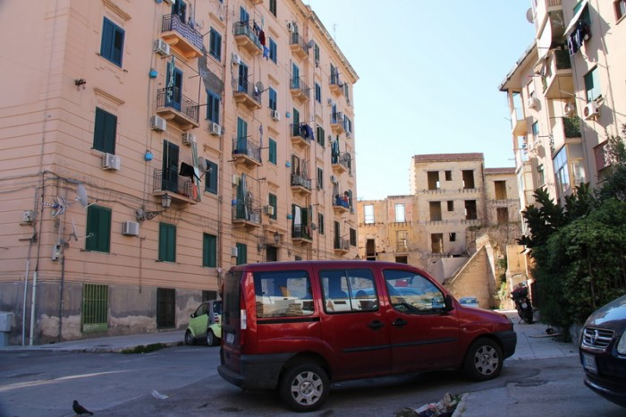Палермо. Улицы города