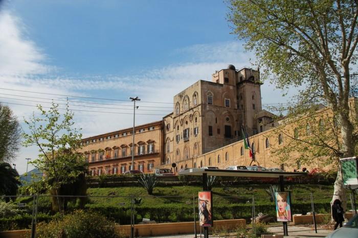 Палермо. Королевский дворец.