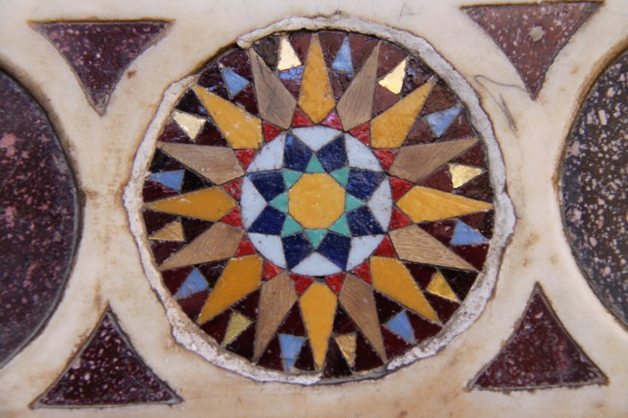 Мозаика Палатинской капеллы