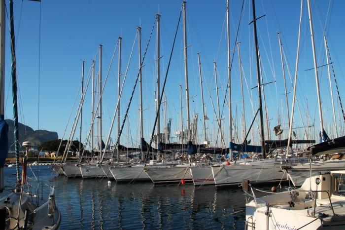 порт Палермо