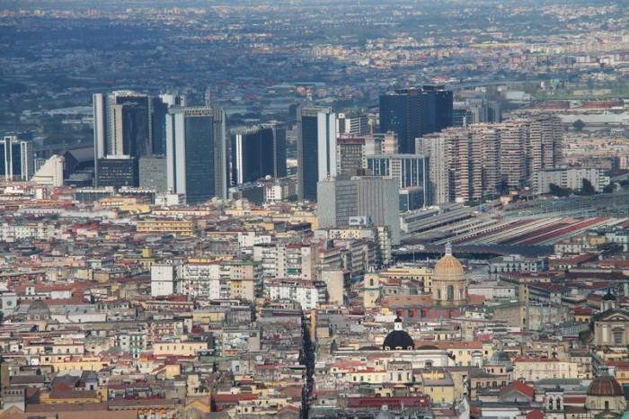 небоскребы в Неаполе