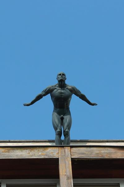 Прыгун в Генте