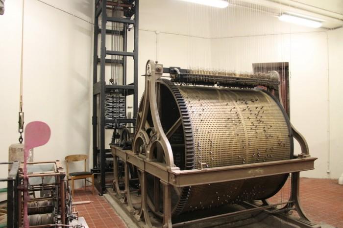 часовой механизм башни Белфорд