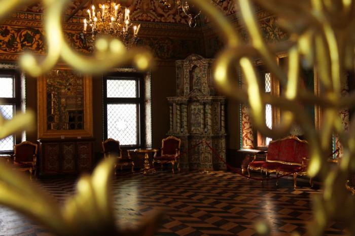 Тронный зал. Дворец Юсуповых