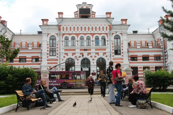 вокзал Калуги